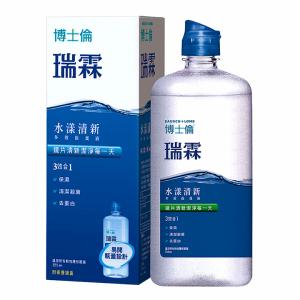 博士倫瑞霖水漾清新多效保養液【355ML】