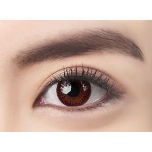 加美〈大眼系列〉彩色月拋軟性隱形眼鏡【1片裝】6盒送2盒