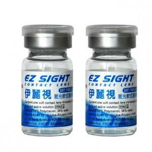 伊麗視散光長戴式高透氧隱形眼鏡【1片瓶裝】2瓶 ( 2眼可分色)