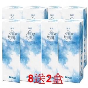 海昌〈極致水潤〉日拋隱形眼鏡【30片裝】8盒送2盒共10盒