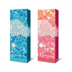 大立光星歐〈AQUA SUPER〉彩色日拋拋隱形眼鏡【10片裝】2盒