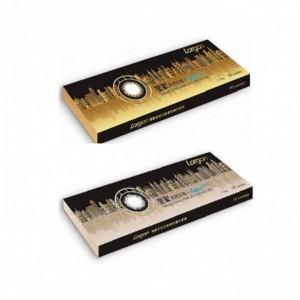 大立光星歐〈城市系列〉彩色日拋隱形眼鏡【10片裝】2盒