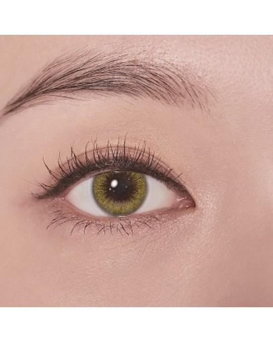 實瞳〈歐夏蕾〉彩色日拋隱形眼鏡【10片裝】2盒