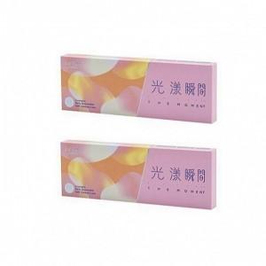 帝康〈光漾瞬間〉彩色日拋隱形眼鏡【10片裝】2盒