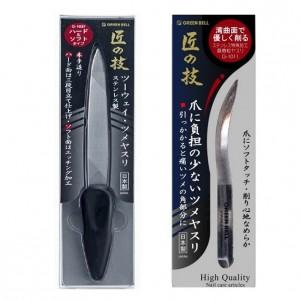 【匠之技鍛造不銹鋼指甲銼刀】日本製