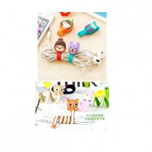 可愛玩偶集線器 2個(顏色造型隨機出貨)