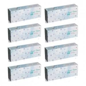 視茂睛靈〈水藍〉日拋隱形眼鏡 【30片裝】8盒組